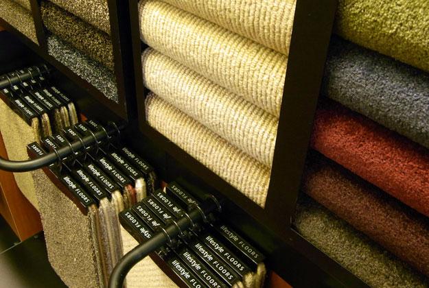 Carpet Display Unit | Walk On Flooring | Birmingham | Solihull